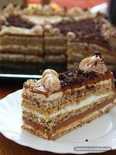 """Сообщество """"ЛЮБЛЮ ГОТОВИТЬ ВКУСНОЕ"""". Хорватский торт с названием ТОРТ- ВСЕМ ТОРТАМ ТОРТ, Блог пользователя tgkh"""