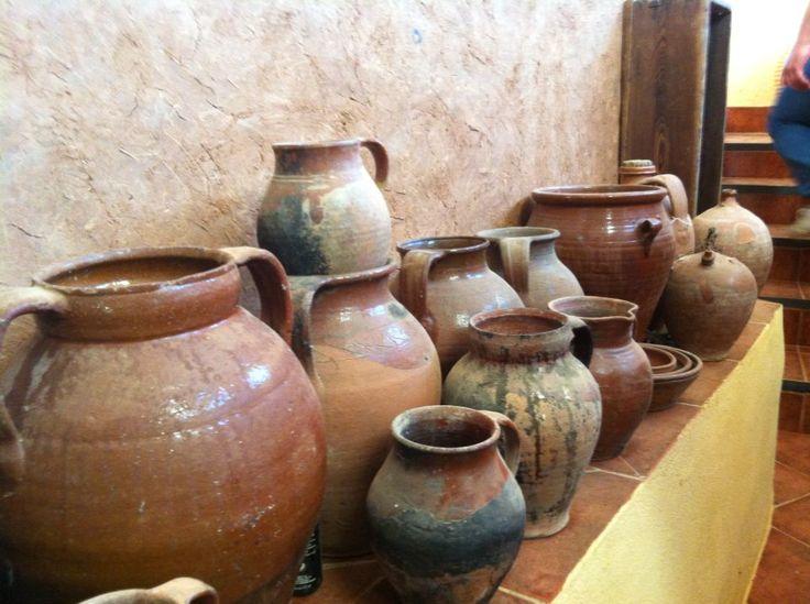 17 mejores ideas sobre vasijas de barro antiguas en - Fotos de ceramica ...