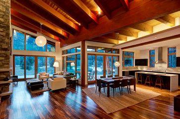 Acacia Wood Floor