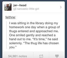 Inspiring picture funny, awesome, tumblr post, thug life. Resolution: 612x612. Find the picture to your taste!