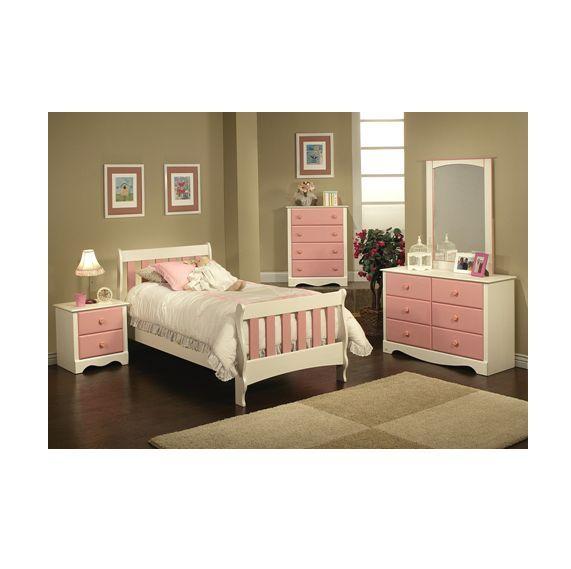 Youth 6PC Full Bedroom Set | Famsa | Catálogo en Línea de Electrónicos, Muebles, Computadoras, Minisplits, Línea Blanca y Más