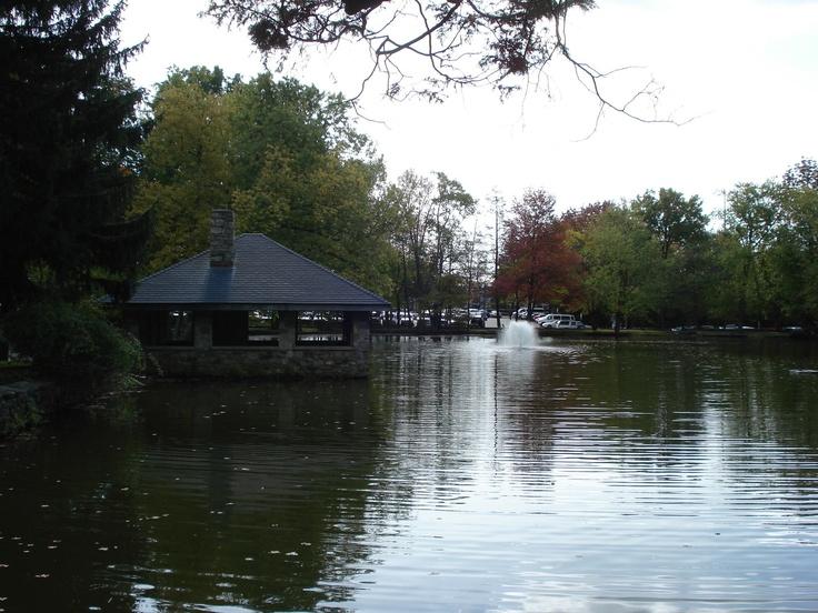 Tilly pond Darien ct