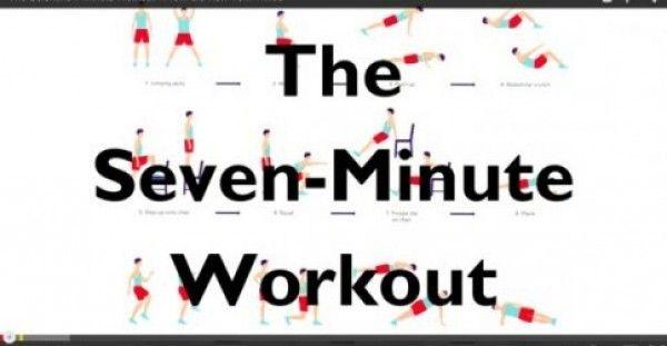 Το 7λεπτο βίντεο γυμναστικής που θα σας μεταμορφώσει μέχρι το καλοκαίρι!
