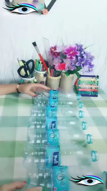 Creative Ideas with recycled plastic bottles. – craftsideas.ga