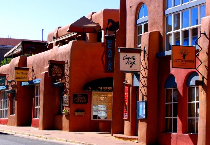 Santa Fe Tourist shops NM