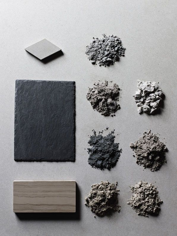 Concrete & gray colors