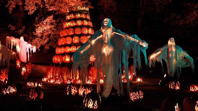 15 Best Halloween Events 2016 - Halloween Festivals and Celebrations—Delish.com
