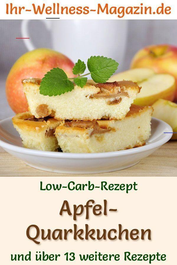 Low Carb Apfel Quarkkuchen Ohne Boden Kasekuchen Rezept Ohne Zucker Apfelcupcakes Schneller Quarkkuchen Mit Apfeln Gesundes Low Car