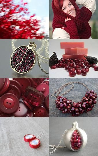 Bordo september by Sandra Paegle from SandrasMagic --Pinned by Cute Little Canvases Pin