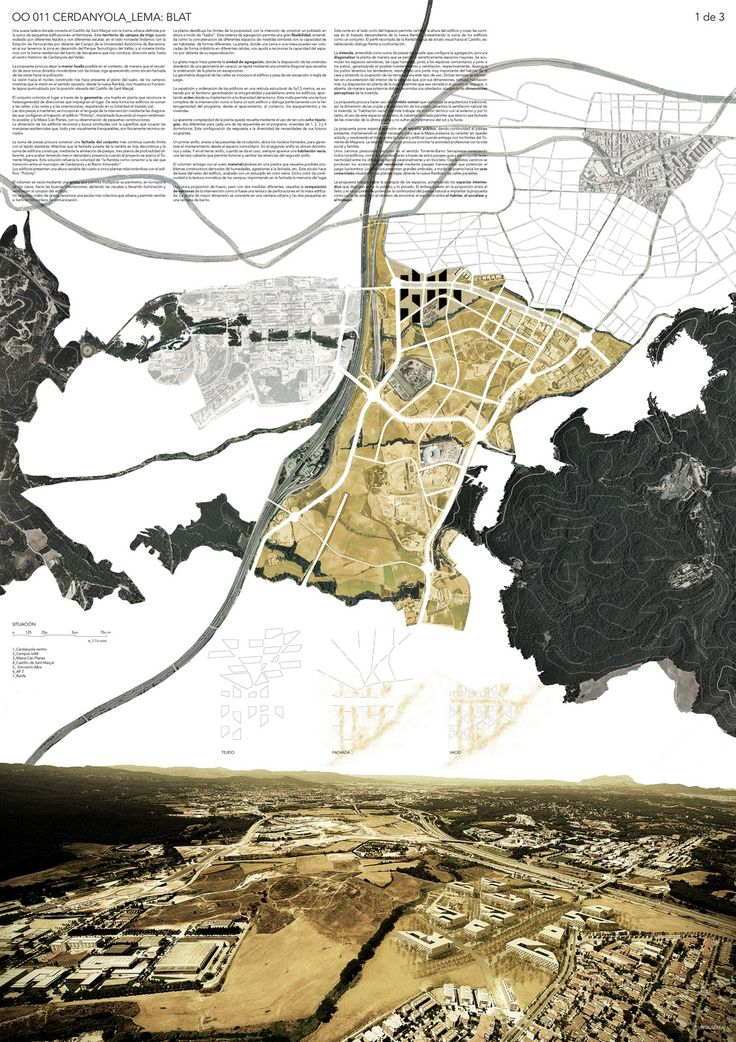 Josep Ferrando + Marc Nadal + David Recio | Europan 11. Cerdanyola del Vallès…