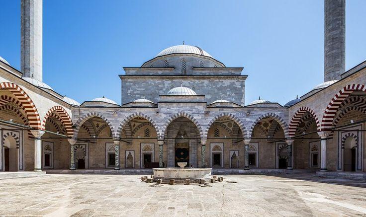 Külliye Camii - Edirne, Türkiye