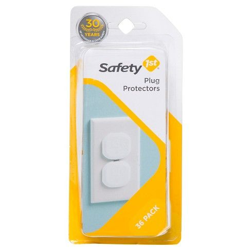 Safety 1st Plug Protectors 36pack Safety 1st Baby Safety
