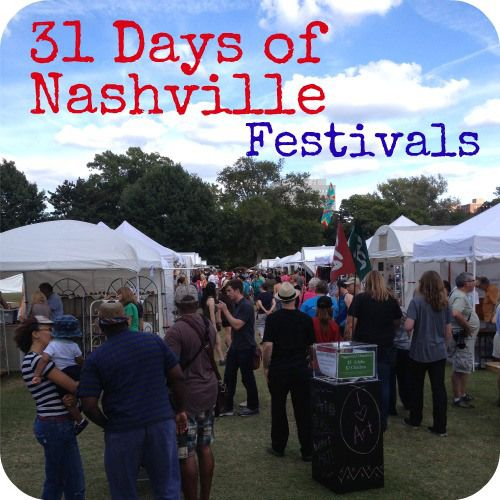 31 Days of Nashville - Festivals