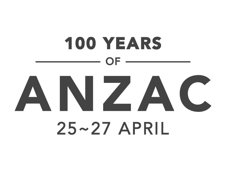 ANZAC 100