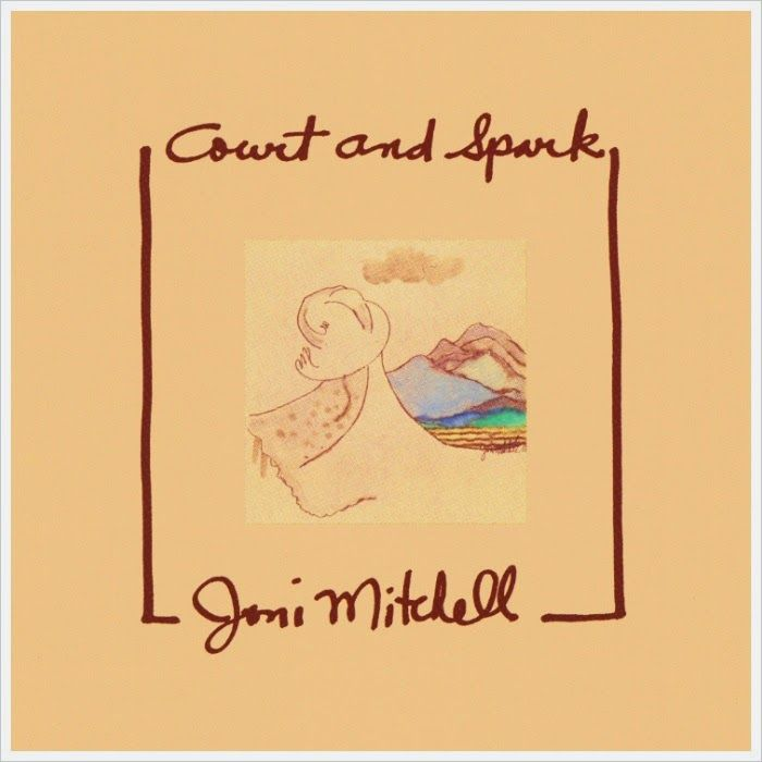 """View from the Birdhouse: Music Monday - """"Free Man in Paris"""" by Joni Mitchell (1974)"""