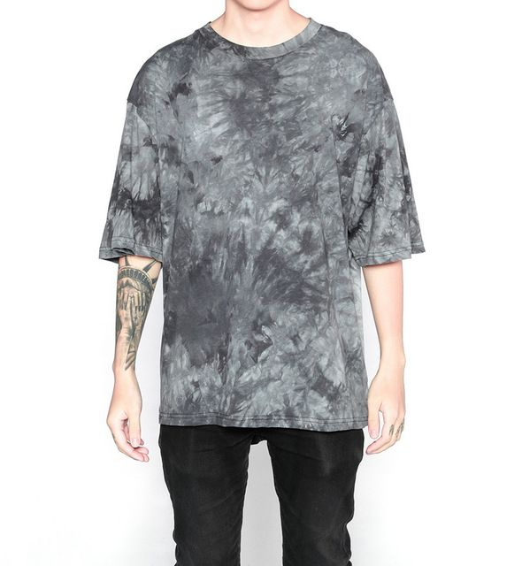 Cheap tie dye, Buy Quality weed shirt directly from China rock t shirt Suppliers: KOM streetwear hipster oversized tshirt clothing fashion korean novelty 3d weed shirt men clothes hip hop rock t shirts tie dye
