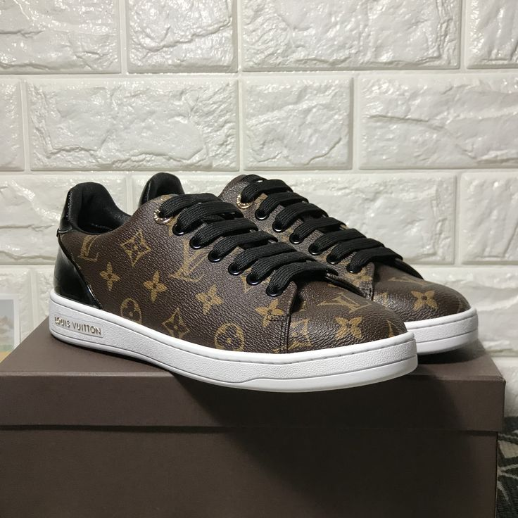 Louis Vuitton lv woman sneakers monogram shoes
