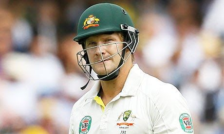 Is it time to put an end to Shane Watson's Australia career?