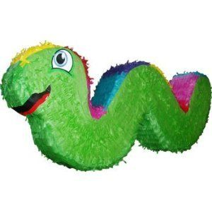 Inchworm Pinata 1 pc by nhcostumes.com. $22.99