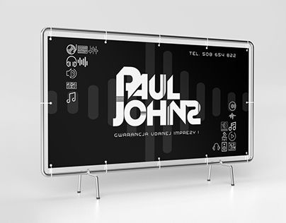 "Check out new work on my @Behance portfolio: ""Banner design for DJ's table for Paul Johns"" http://be.net/gallery/59686927/Banner-design-for-DJs-table-for-Paul-Johns"