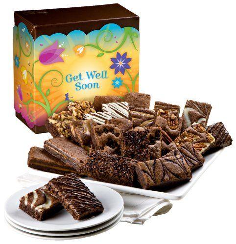 Fairytale Brownies Get Well Sprite 24 Gift Box - http://allaboutvegan.pesonashop.com/fairytale-brownies-get-well-sprite-24-gift-box