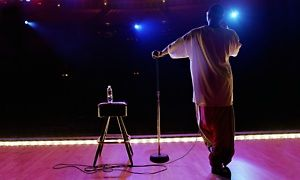Groupon - Standup Show with Drinks for Two, Four, or Eight at Greenwich Village Comedy Club (Up to 80% Off) in Greenwich Comedy Club. Groupon deal price: $75