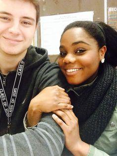 White guy dating african girl — img 2