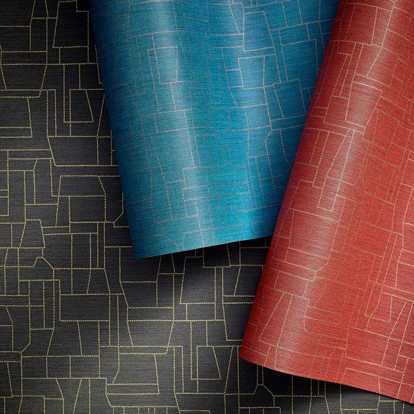 Zeteo Wallcovering by DeNovo Wall