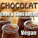 Crue Végane, sans gluten et sans sucre + une recette bonus pour bien commencer 2016 : LA MOUSSE AU CHOCOLAT SANS SUCRE CRUE, VÉGANE ET SANS GLUTEN Ingrédients > 1/2 avocat mûr > 1/4 tasse d'eau de coco > 1 tasse de pulpe de noix de coco fraîche > 2 cuillères à soupe de cacao brut en poudre > 1 cuillère à soupe de tahini(*) > 1/5 de tasse de fèves de cacao > 1 pincée de cannelle > 1 pincée de sel non traité > 1 pincée de vanille en poudre > 1/4 cuillère à café de sirop d'érable > Quelques…