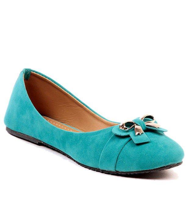 Ten Fabulous Sea Green Ballerinas, http://www.snapdeal.com/product/ten-fabulous-sea-green-ballerinas/1202943251