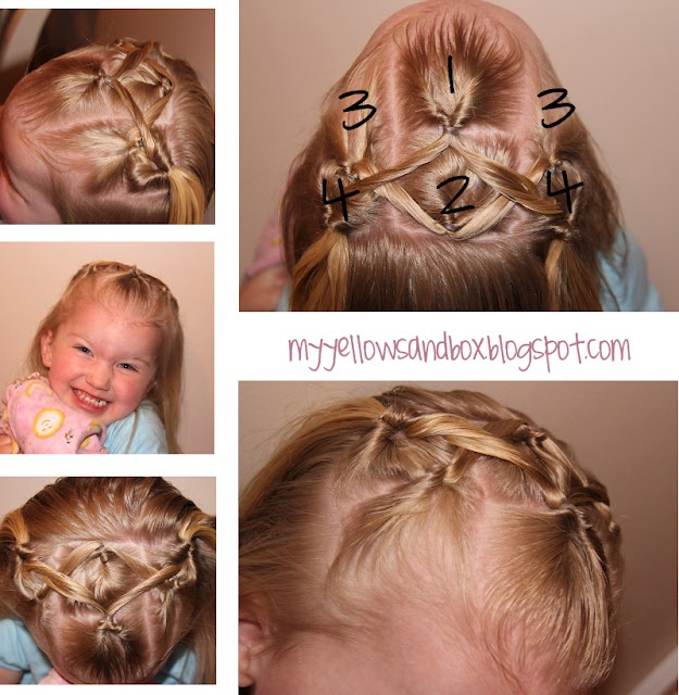 little girls hair pwould be adorable for Kaitlyn & eventually Kyleigh