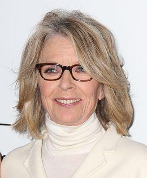 half lang haar met bril
