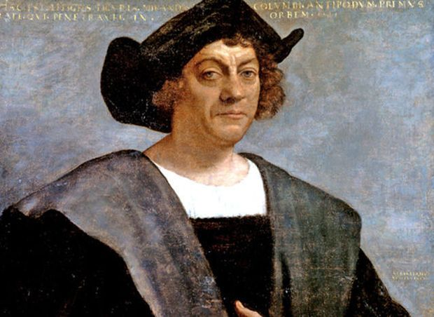 IT: Christoffel Columbus - An Italian explorer, who discovered America in name of Spain.