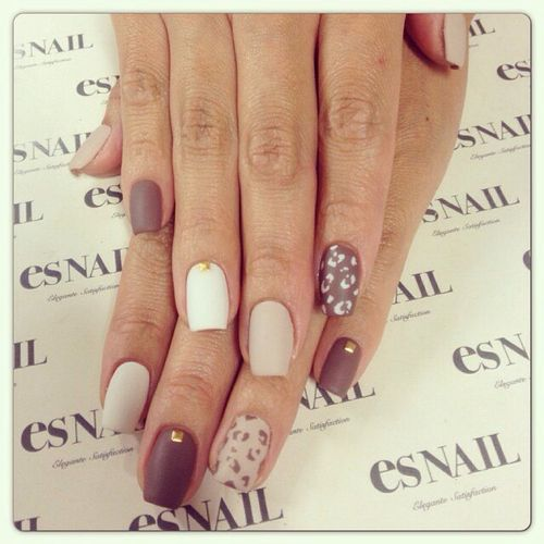 autumn nails | See more nail designs at http://www.nailsss.com/french-nails/2/