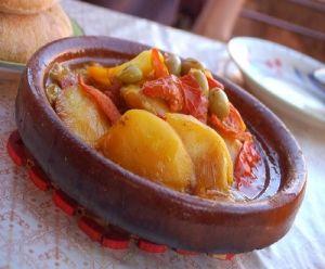 deVegetariër.nl - Vegetarisch recept - Tajine van couscous