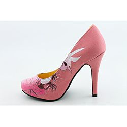 The Ed Hardy line of shoes combines the wild tattoo art of Don Ed Hardy with the visionary fashion sense of Christian Audigier to create decidedly rock 'n' roll-styled street sneakers. Ed Hardy shoes and sneakers are filled to the brim with dazzling...http://www.overstock.com/Clothing-Shoes/Ed-Hardy-Womens-Emma-Pink-Dress-Shoes/6757080/product.html?CID=214117 $73.99