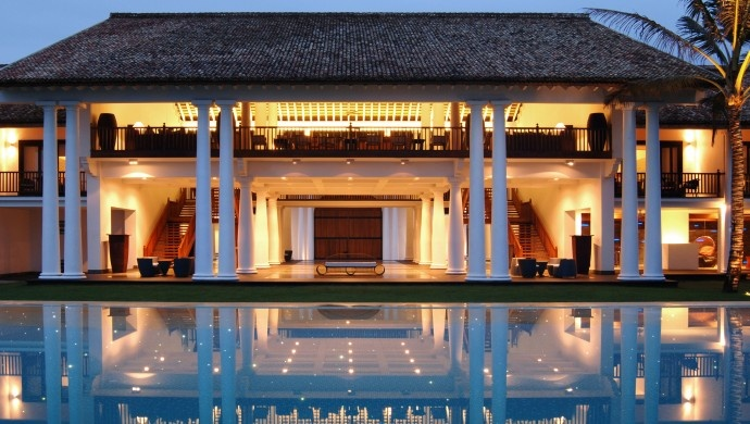 The Fortress Resort and Spa: The intimate hotel has an Old World ambience but New World amenities.
