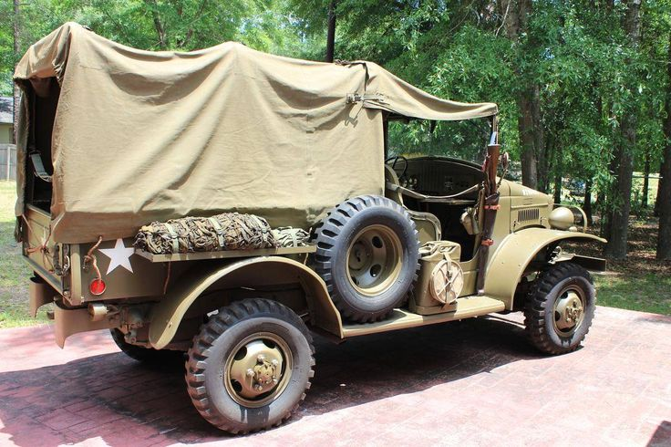1942 Dodge WC WC-21, ½ Ton, Open Cab for sale #1867995 ...