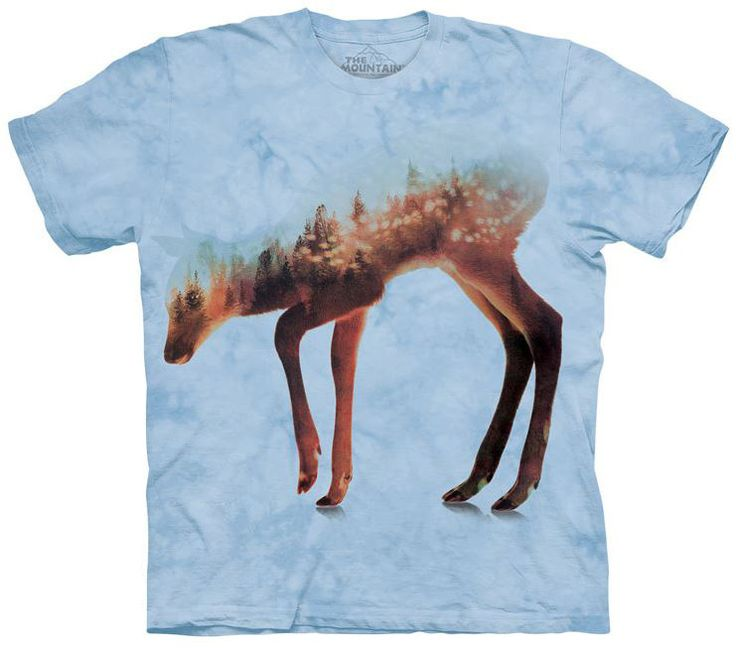 The Mountain Forest Doe Tee