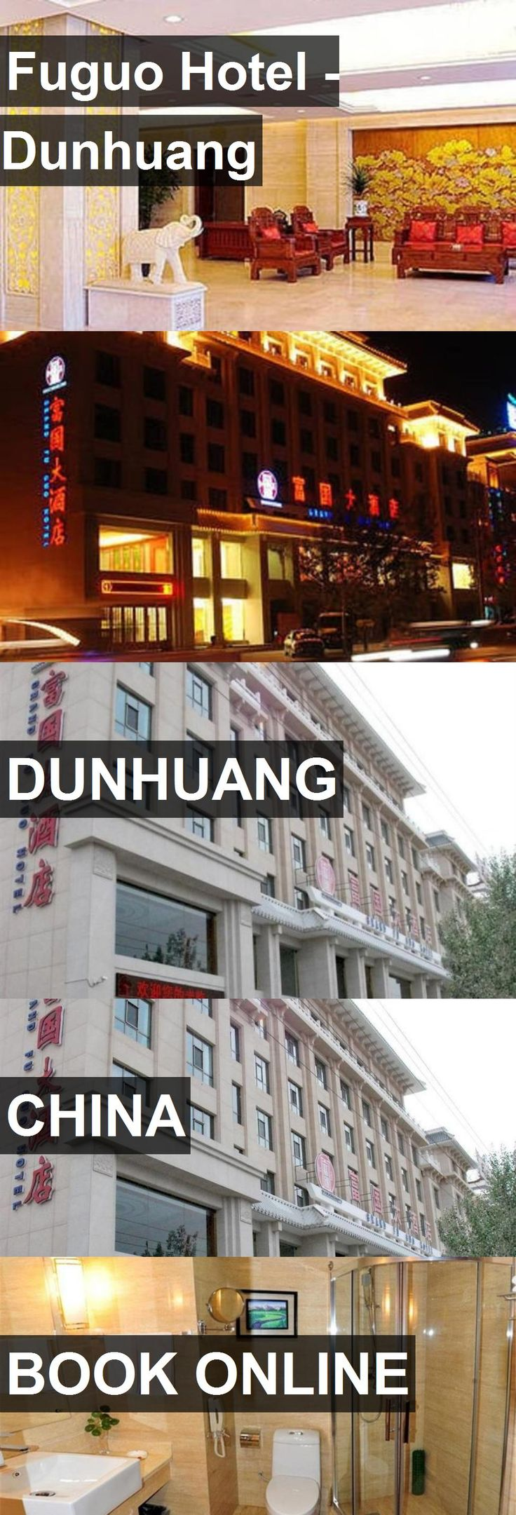 Hotel Fuguo Hotel - Dunhuang in Dunhuang, China. For more information, photos, reviews and best prices please follow the link. #China #Dunhuang #FuguoHotel-Dunhuang #hotel #travel #vacation