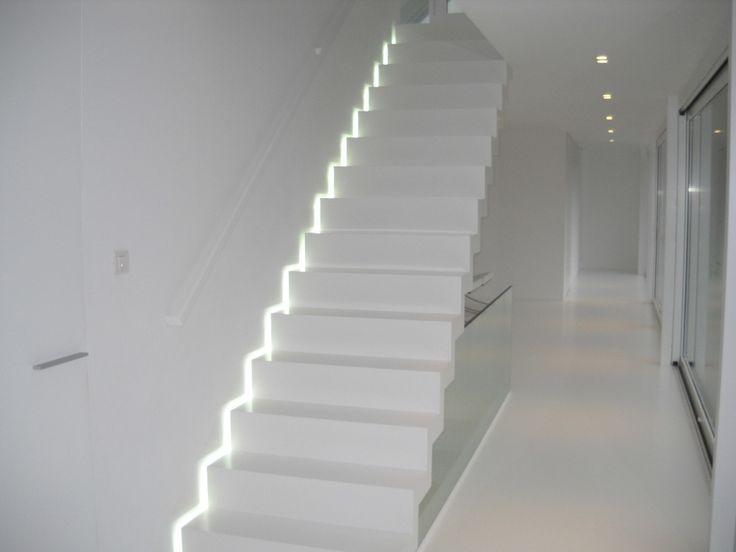 Culimaat Ligna Designkeuken : verlichting trappen - Google Search ...