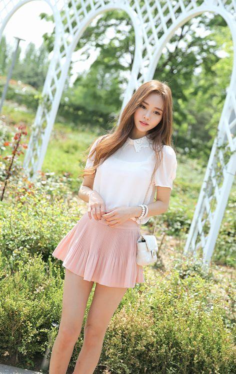pinkfineart korean sexy girl