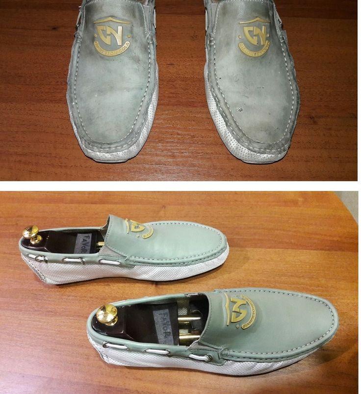 реставрация обуви, чистка обуви, восстановление обуви, отреставрировать обувь, покраска обуви, реставрація, чистка, покраска взуття в професійній майстерні