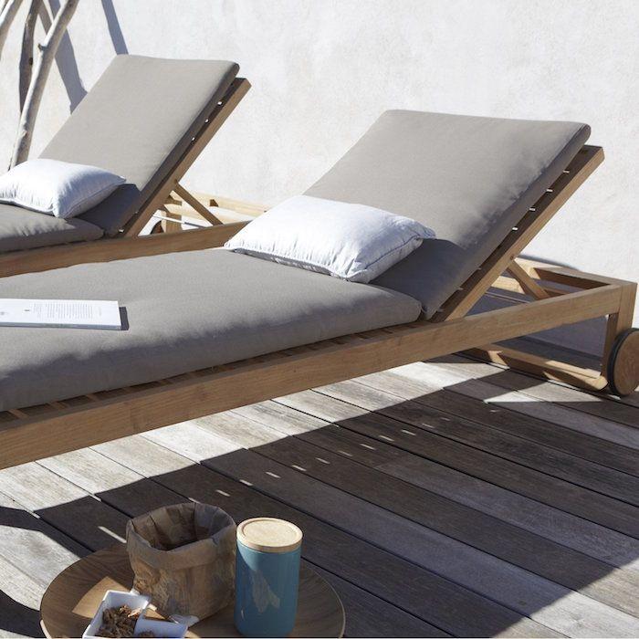 Transat Jardin 43 Idees Pour Un Bain De Soleil Ca Vous Dit Transat Jardin Bain De Soleil Equipement De Piscine