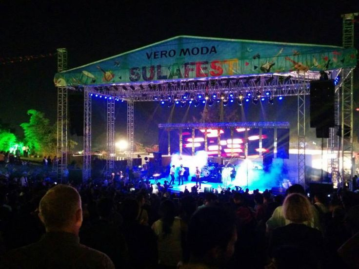 SulaFest is one of the biggest wine and music fests held at Sula Vineyard in Nasik, Maharashtra