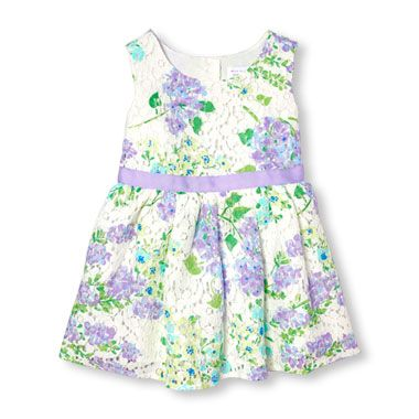 Lace dress toddler nightmares