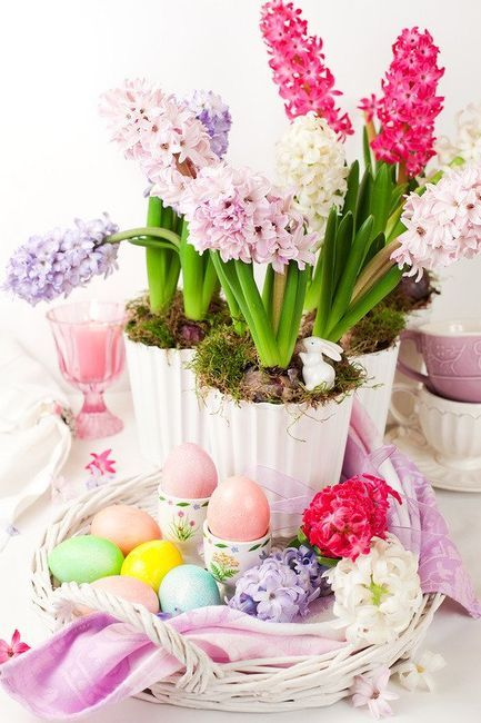 Mix and Chic: Happy Easter!