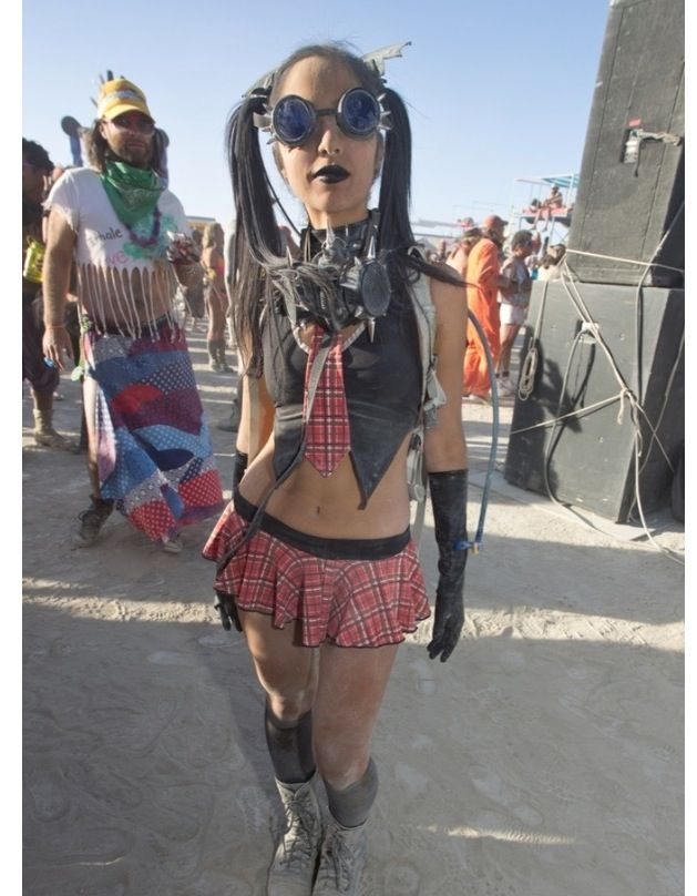 63 best images about Burning Man outfit ideas on Pinterest | Fringe skirt Lu0026#39;wren scott and ...