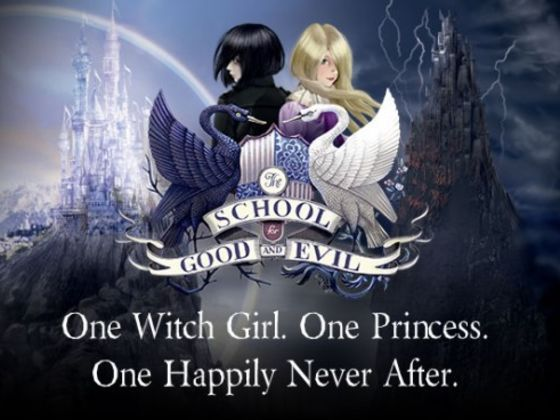 The School for Good and Evil - nice saying