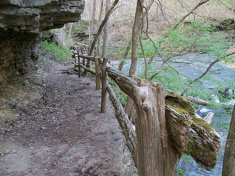 The haunted history of Glen Helen Nature Preserve in Yellow Springs, Ohio